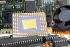 Processeur de PC Images stock