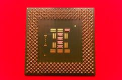Processeur micro Photo libre de droits