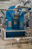 Processing plant Stock Image