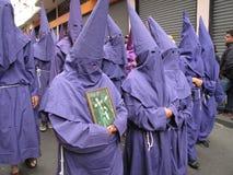 procession Arkivfoton