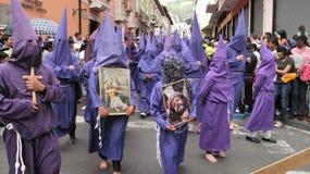 procession Arkivbilder