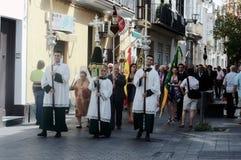 Procession in El Puerto de Santa María(Cadiz) 30 Royalty Free Stock Image