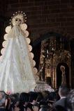 Procession in El Puerto de Santa María (Cadiz)  50 Royalty Free Stock Photography