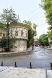 The Procession Kiosk is a historical building,Istanbul. Stock Photo