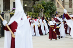 Procession Royalty Free Stock Photography