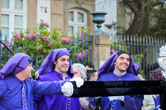 Procession Royalty Free Stock Photos
