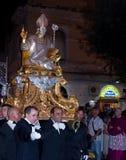 Processione dello S. Oronzo Immagini Stock