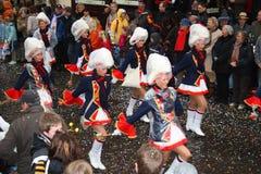 Processione di carnevale Immagini Stock