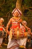 Processione di Kandy Esala Immagine Stock