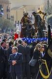 Processione di Pasqua Immagini Stock