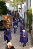 processionstationer Royaltyfri Foto