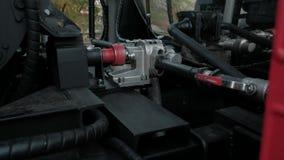 Processo automatizado carro video estoque