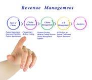Processo da gestão do rendimento imagem de stock