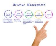 Processo da gestão do rendimento fotografia de stock royalty free