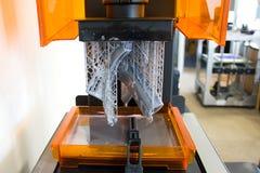processo de impressão 3d Foto de Stock Royalty Free