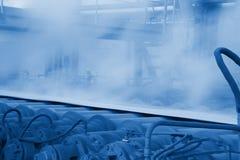 Processo industrial Imagens de Stock