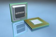 Processor Stock Photo