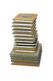 processor Fotografia Stock