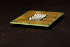 Processor CPU Stock Photos