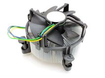 The processor fan Royalty Free Stock Image