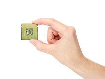 Processor Royalty Free Stock Image