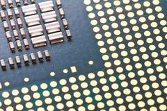 Processor pattern Stock Photos
