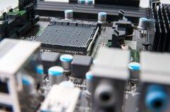 Processor socket Royalty Free Stock Photography