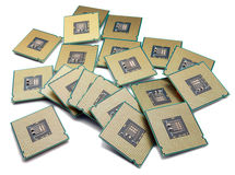 Processors Stock Images