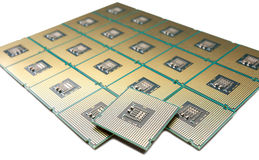 Processors Royalty Free Stock Photos