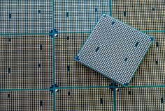 Processors Stock Image