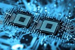 Processors Stock Photo
