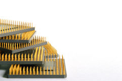 Processors. Royalty Free Stock Photo