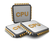 Processors Stock Photography