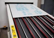 Processos de impressão Imagem de Stock Royalty Free