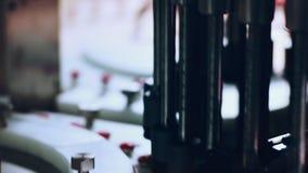 Processus pharmaceutique de fabrication de fioles Ampoules médicales sur la chaîne de production