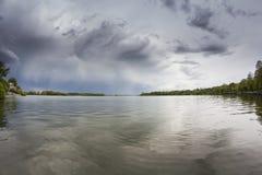 Prochaine tempête Photographie stock libre de droits