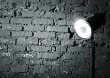 Proche instantané de studio le mur Image libre de droits