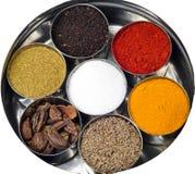 Prochowe indianin pikantność fotografia stock