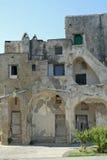 procida Италии острова дома стоковое изображение rf