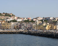 Procida Royalty Free Stock Photo
