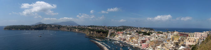 Procida Stock Images