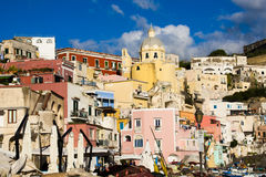 Procida Royalty Free Stock Photography