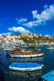 Procida beautiful island Royalty Free Stock Image