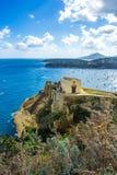 Procida beautiful island Royalty Free Stock Photography