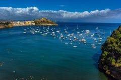 Procida beautiful island Royalty Free Stock Photo
