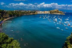 Procida beautiful island Royalty Free Stock Photography