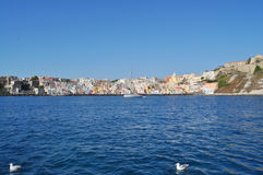 Procida by Day Royalty Free Stock Image