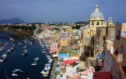 Procida Royalty Free Stock Image