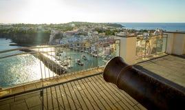 Procida island in Italy Royalty Free Stock Photo