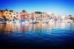 Procida island, Italy Royalty Free Stock Photo